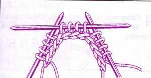 Вязание без швов