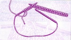 Вязание на круговых спицах