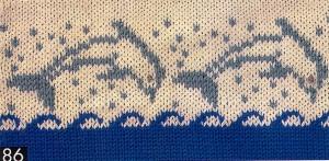 детские рисунки для вязания