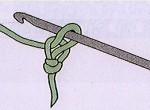 как набрать петли крючком